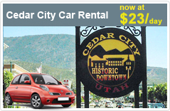 Cedar City Car Rental